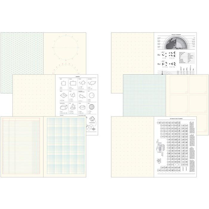 Grids & Guides. A Notebook for Visual Thinkers