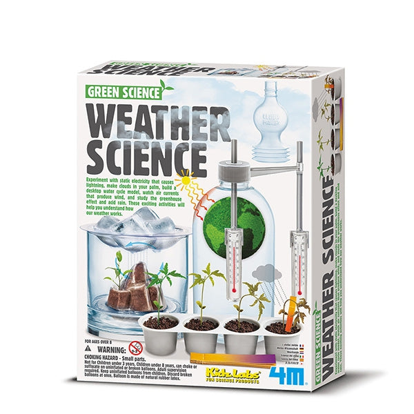 Green Science Weather Science - KidzLabs