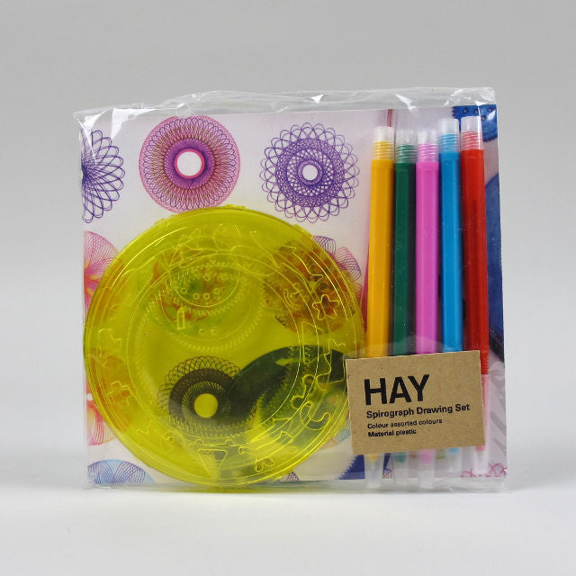 Spirograph Drawing Set