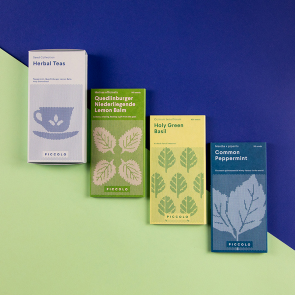 Semillas Herbal Teas Collection