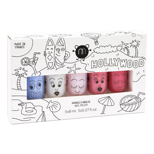Pintauñas Nailmatic - Pack de 5