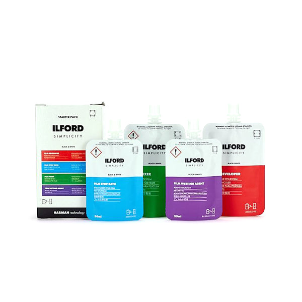 Ilford Simplicity Kit