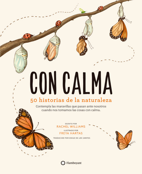 Con Calma - Rachel Williams / Freya Hartas