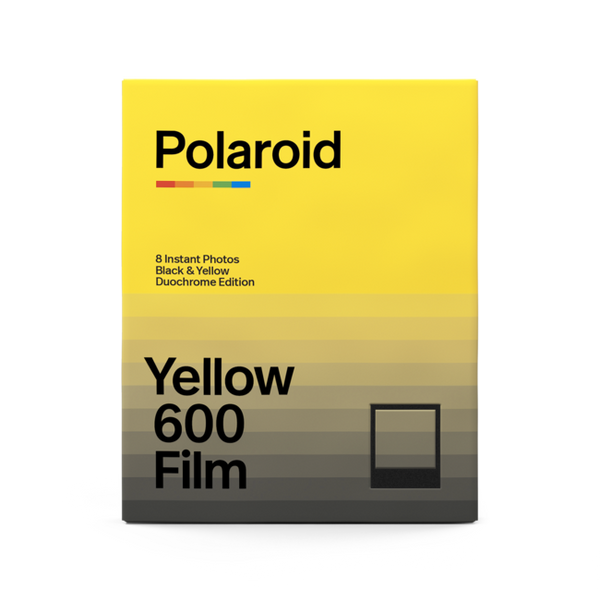 Película Duochrome Black & Yellow 600