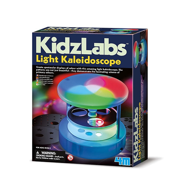 Light Kaleidoscope - KidzLabs
