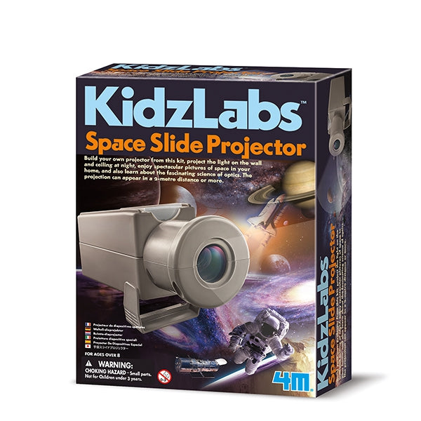 Space Slide Projector - KidzLabs