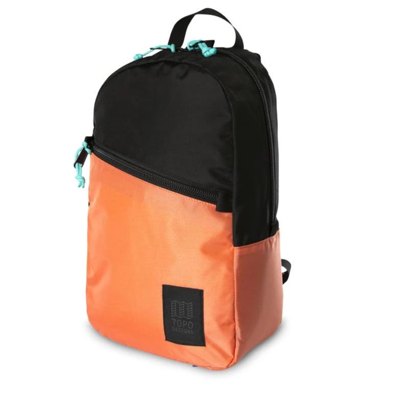 Light Pack Topo Black/Coral