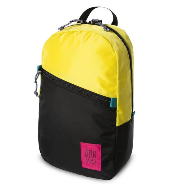 Light Pack Topo Black/Yellow