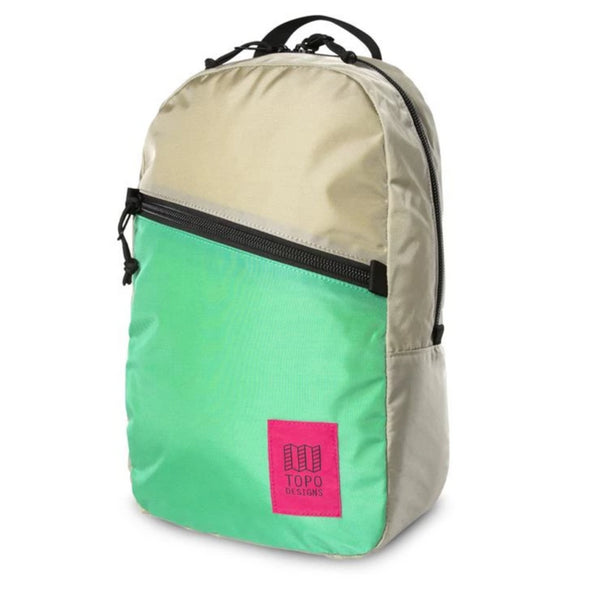 Light Pack Topo Silver/Mint