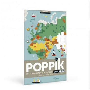 Big Poppik Word Map