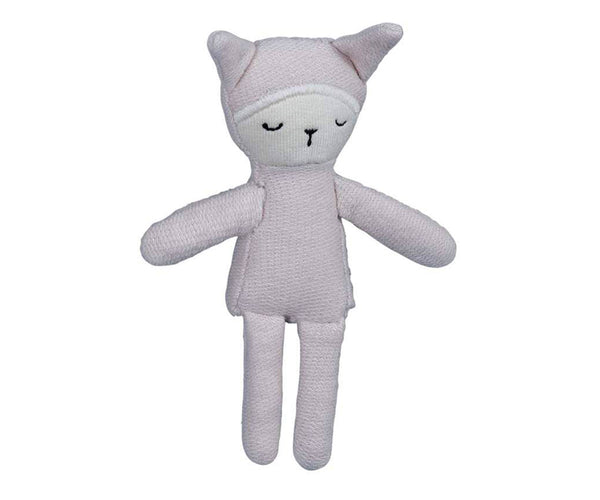 Pocket Friend Bunny Mauve