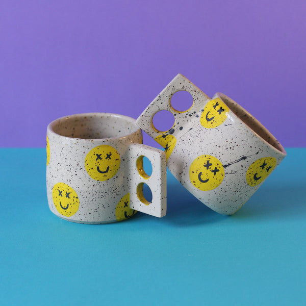 Smiley Mug - Minx Factory