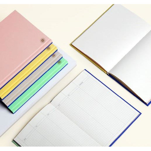 Notebook/Planner Amarillo