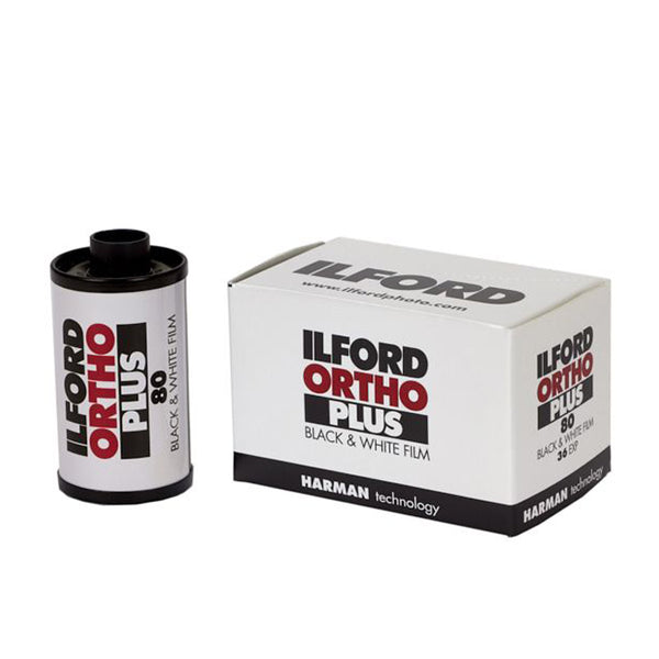 Ilford Ortho Plus 80 35mm