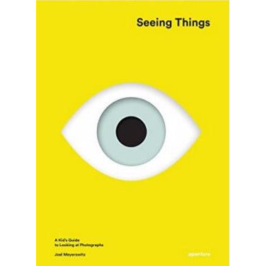 Seeing Things. A Kid's Guide to Looking at Photographs