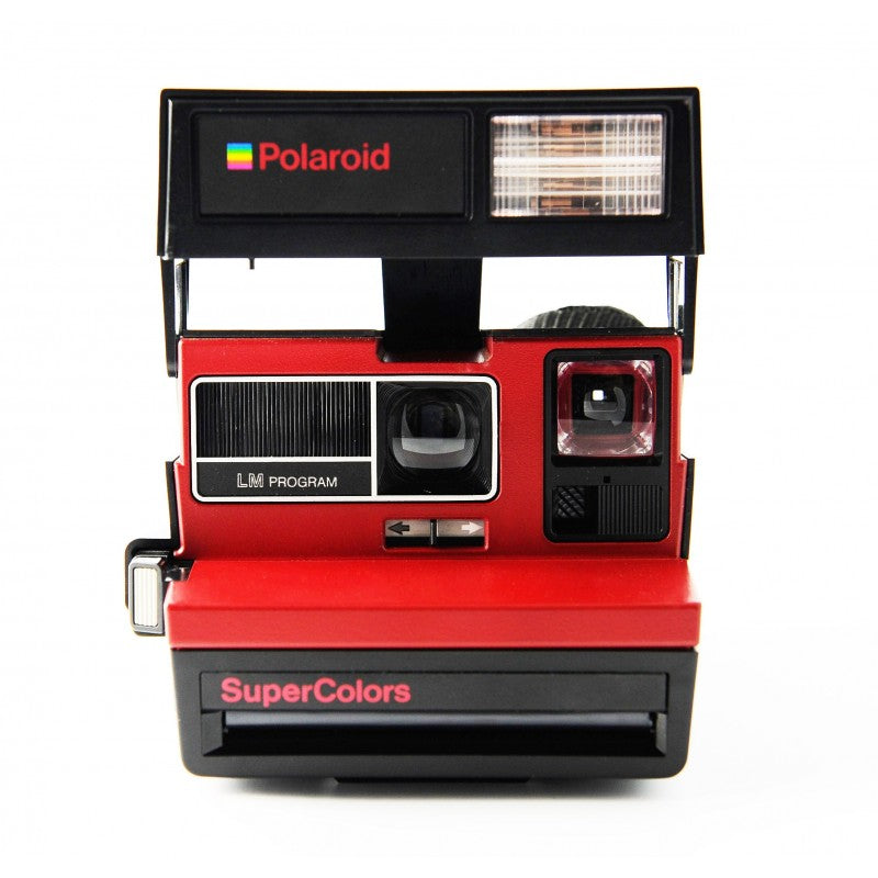 Polaroid Supercolors Roja