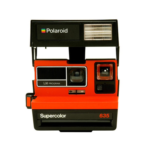 Polaroid SuperColor 635 Roja