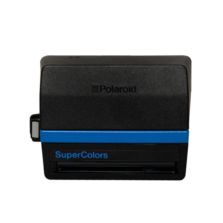 Polaroid Supercolors Azul