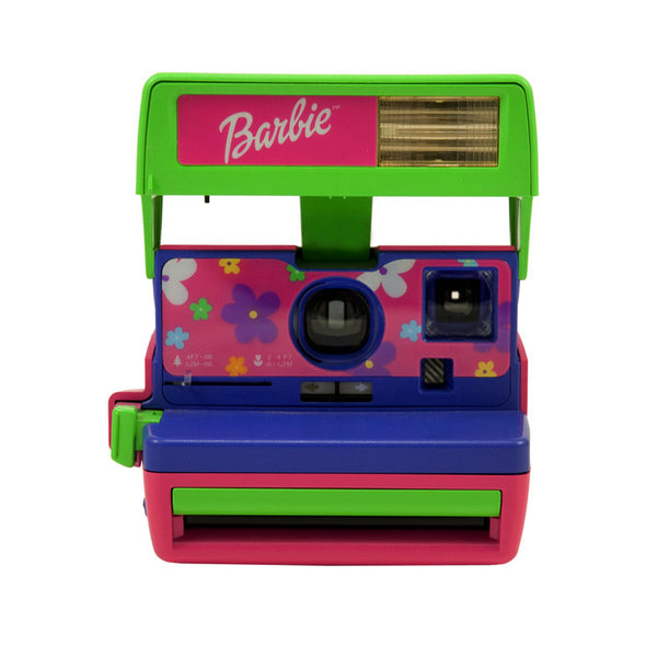 Polaroid Barbie