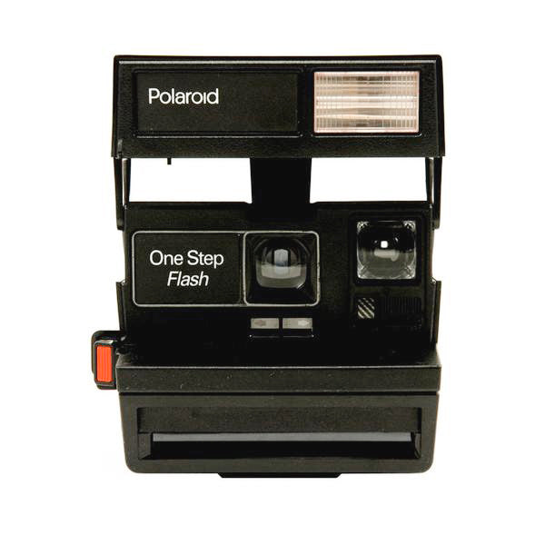 Polaroid One Step Flash