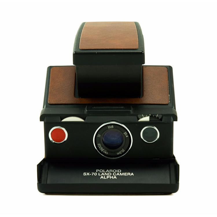 SX-70 Negra / Marrón
