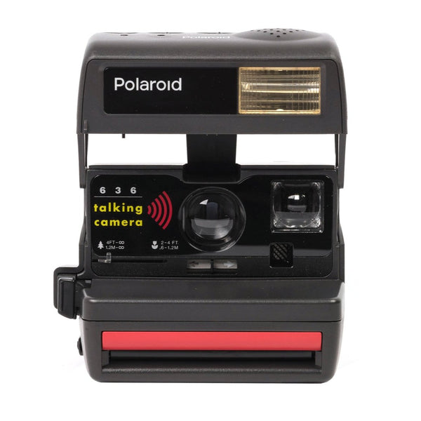 Polaroid 636 CL Talking Camera