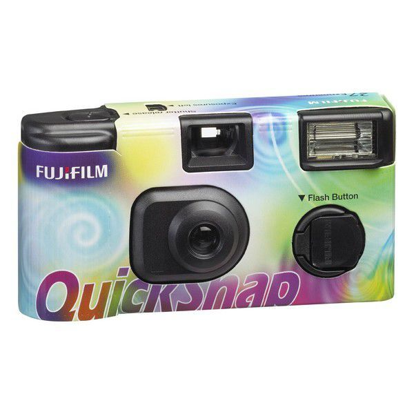 Fujifilm QuickSnap 27 Fotos Desechable Pack doble