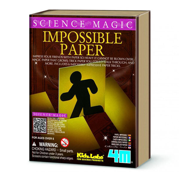 Impossible Paper - KidzLabs
