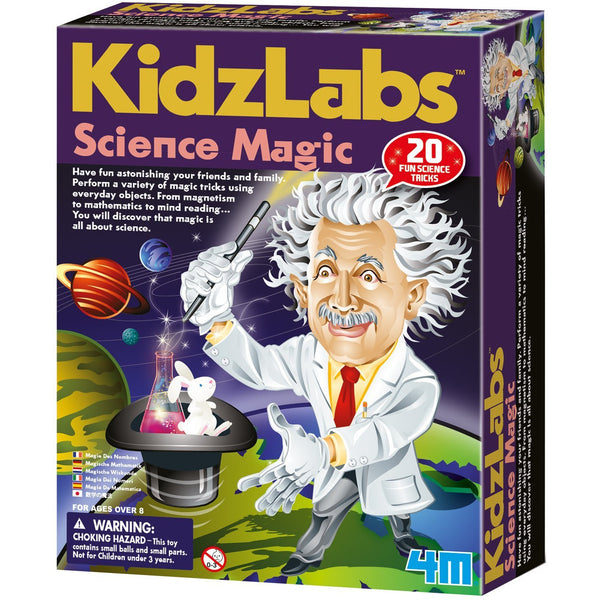Science Magic - Kidzlabs