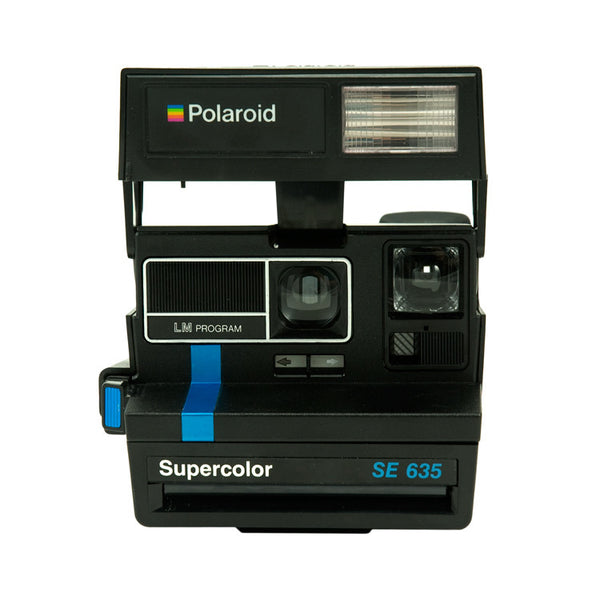 Polaroid Supercolor SE 635 banda azul