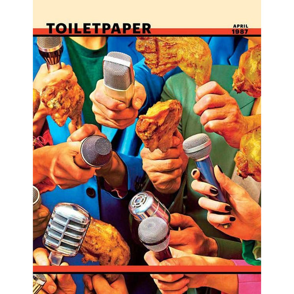 Toiletpaper April 1987