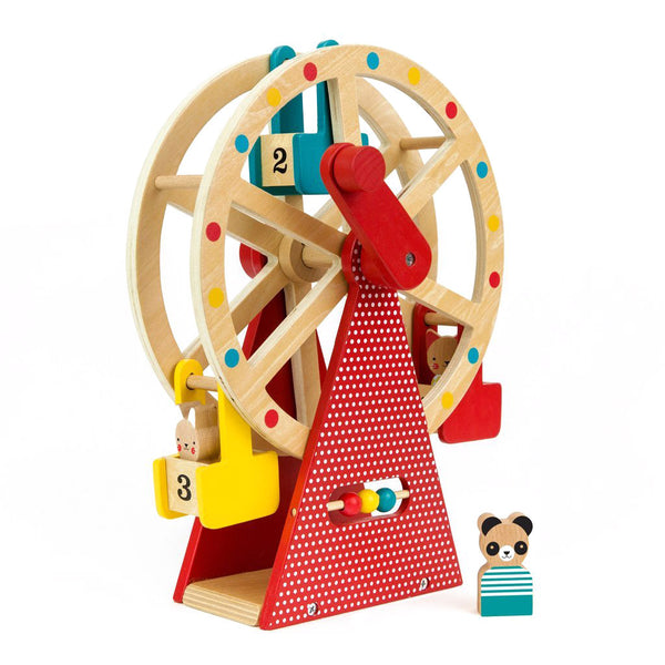 Noria Carnival Play Set