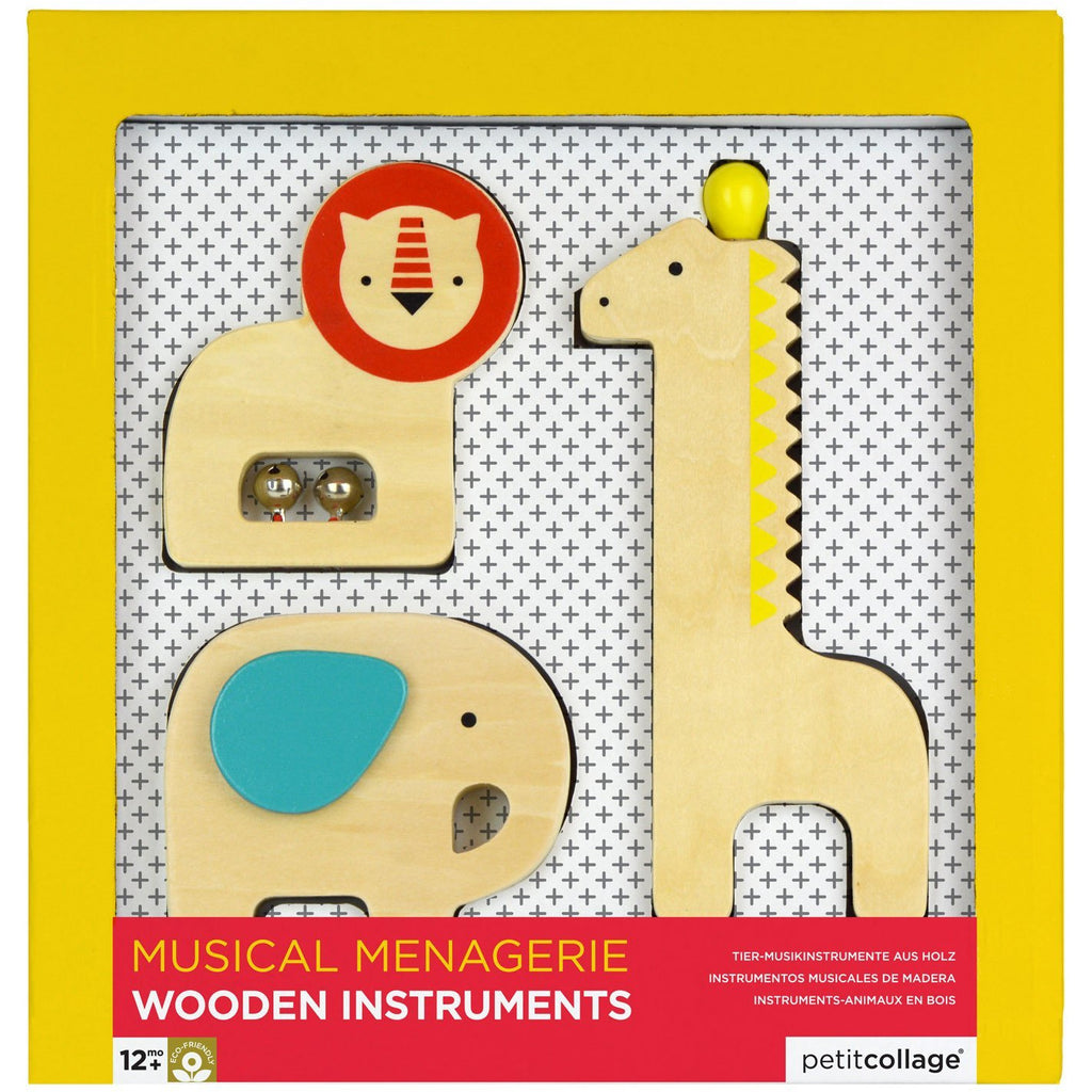 Wooden Instruments - Animales sonoros