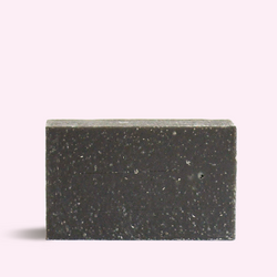 Plantain Charcoal Beauty Bar