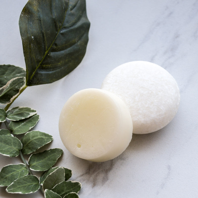 Peppermint Shampoo and Conditioner Bar Set ($21.50 Value)