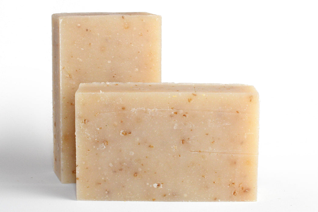 Honey & Oatmeal Face and Body Bar