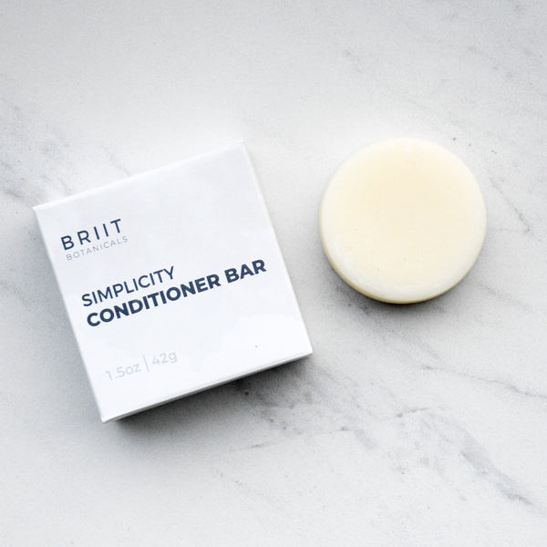 Simplicity Unscented Conditioner Bar: For All Hair Types