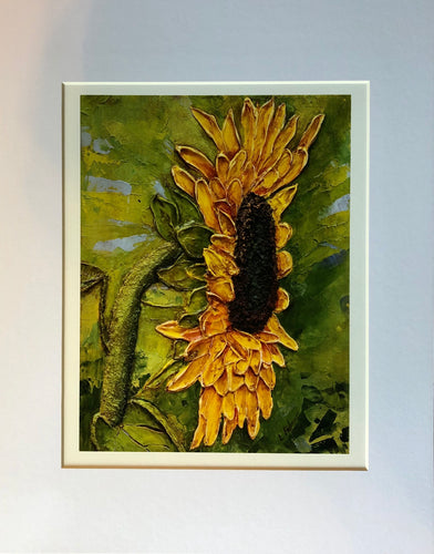 Sunflower #1 - Print