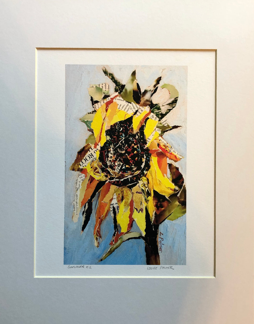 Sunflower #2 - Print