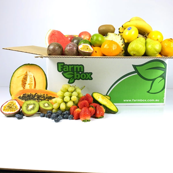 More fruit less Veg Box