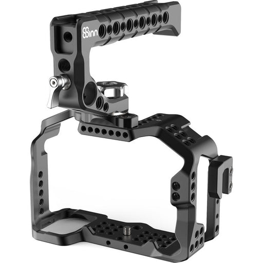 8Sinn Cage and Top Handle Scorpio with 28mm Rosette for Sony a7 III and a7R III