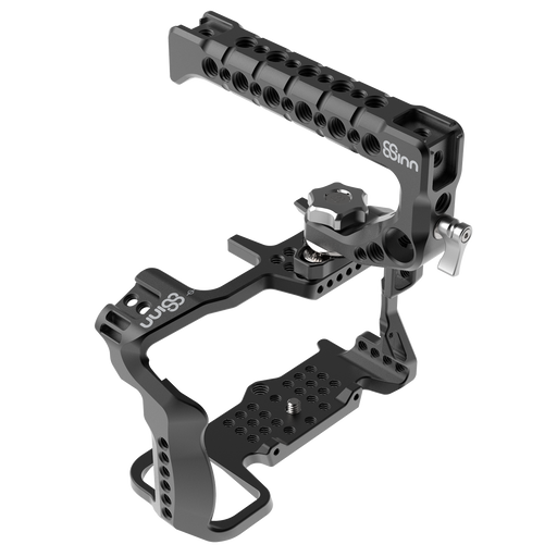 8Sinn Cage with Top Handle Scorpio (includes 28mm Rosette Mount) for Nikon Z6 / Z7