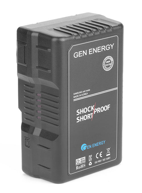GEN ENERGY 195Wh V-Mount Li-ion Battery