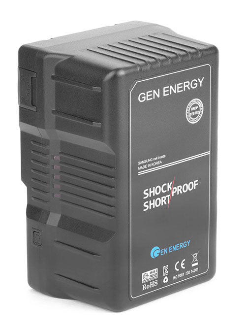 GEN ENERGY 290Wh V-Mount Li-ion Battery