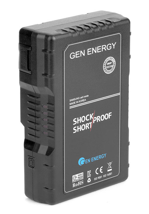 GEN ENERGY 98Wh V-Mount Li-ion Battery