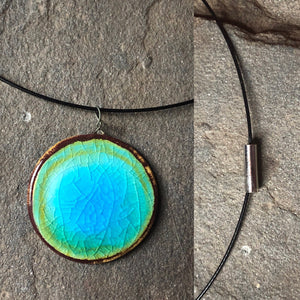 Medium Circle Cable Necklace