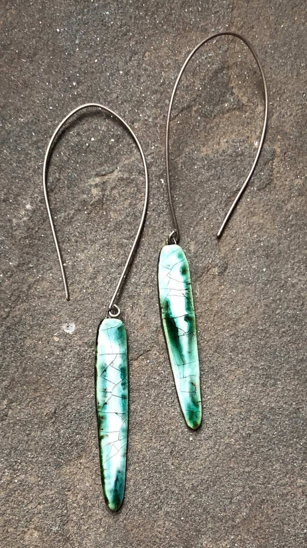 Slender Spear Earrings