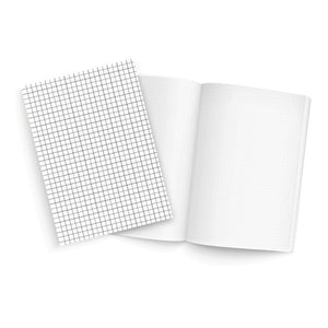 Minimalist Bullet Journal - White