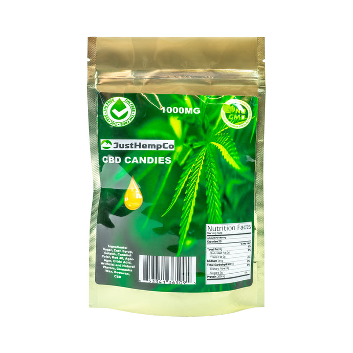 CBD Candies 1000mg
