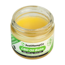 Load image into Gallery viewer, CBD OIL BALM 400MG